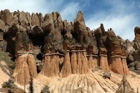惠勒地质区---科罗拉多州的图