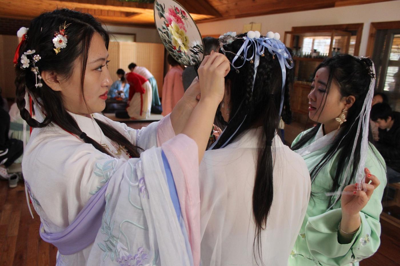 2018花朝節在漢文化山莊_圖1-8