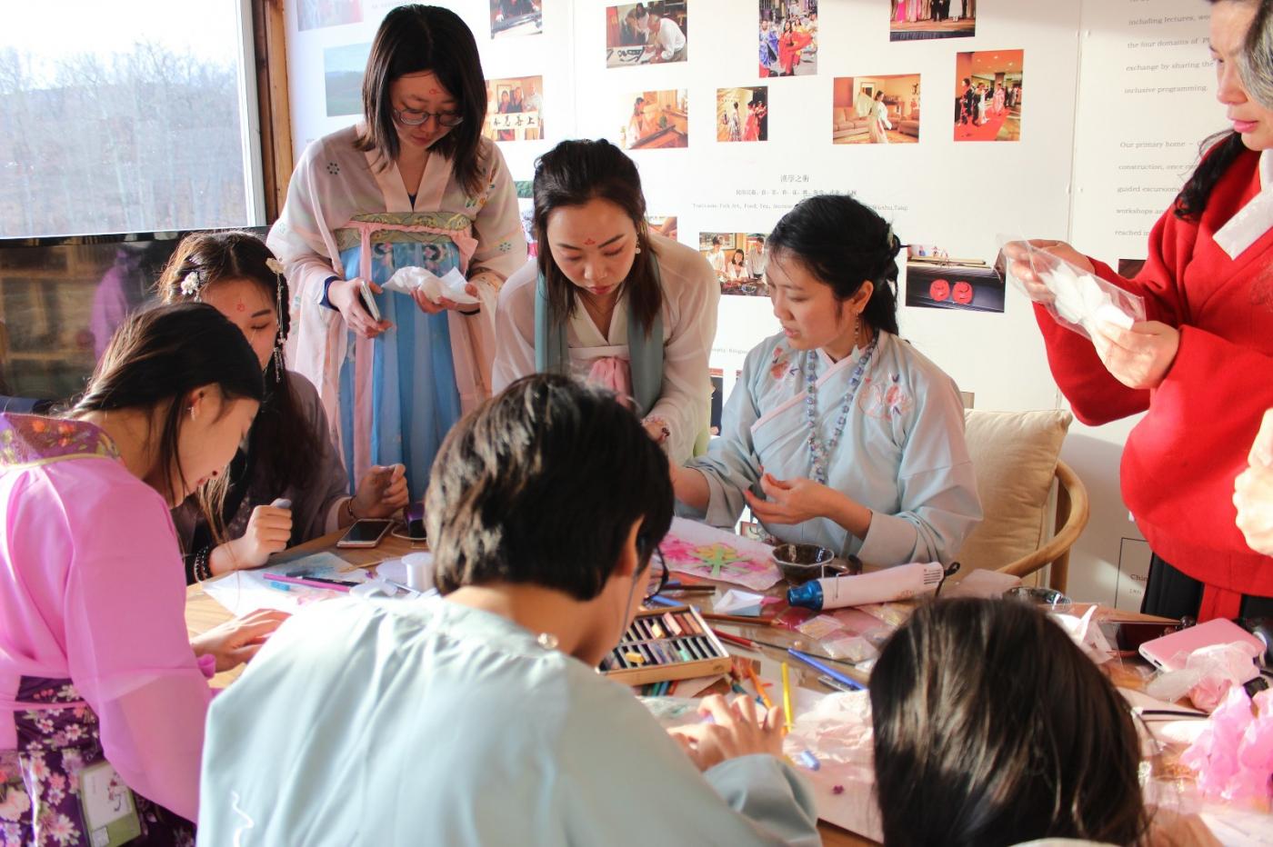 2018花朝節在漢文化山莊_圖1-13