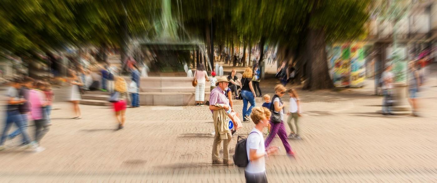 瑞典哥德堡,聚焦街頭百姓_圖1-4