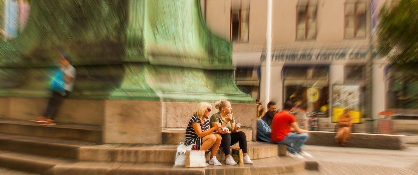 瑞典哥德堡,聚焦街頭百姓_圖1-5