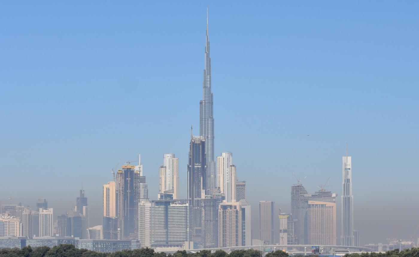 迪拜之哈利法塔_圖1-1