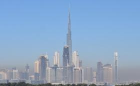 迪拜之哈利法塔