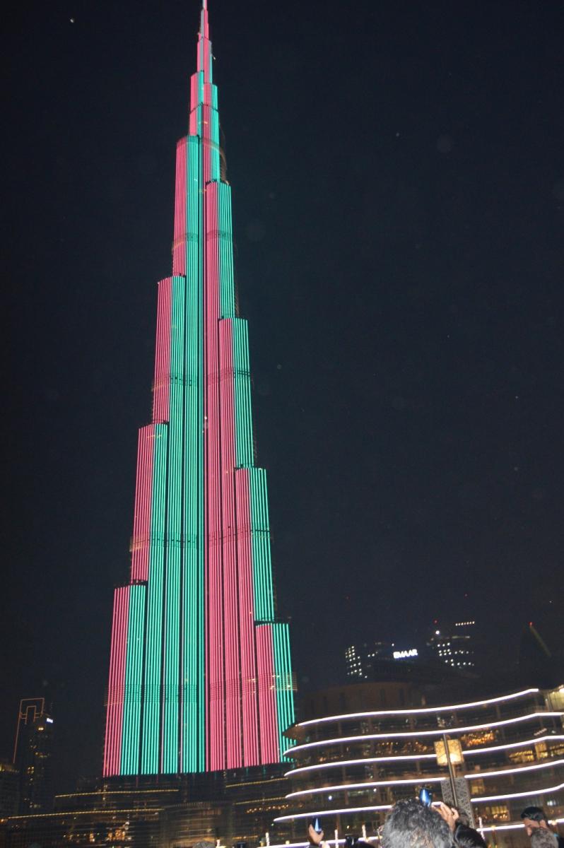 迪拜之哈利法塔_圖1-17