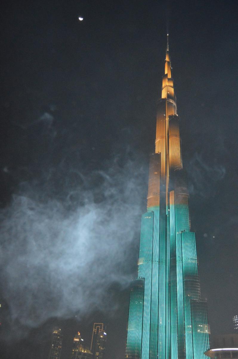 迪拜之哈利法塔_圖1-19
