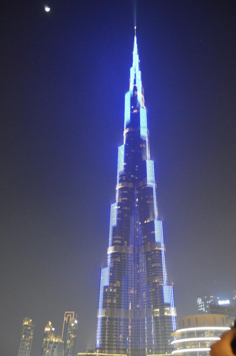 迪拜之哈利法塔_圖1-21