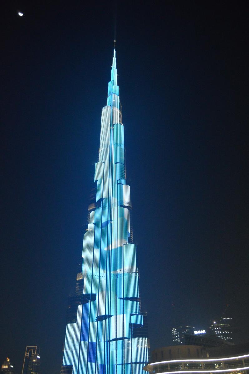 迪拜之哈利法塔_圖1-22