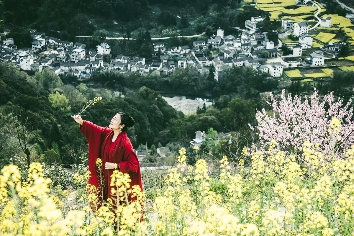 【杆言杆摄】风从徽州来 柿木汰 淡淡的乡愁记忆_图1-6