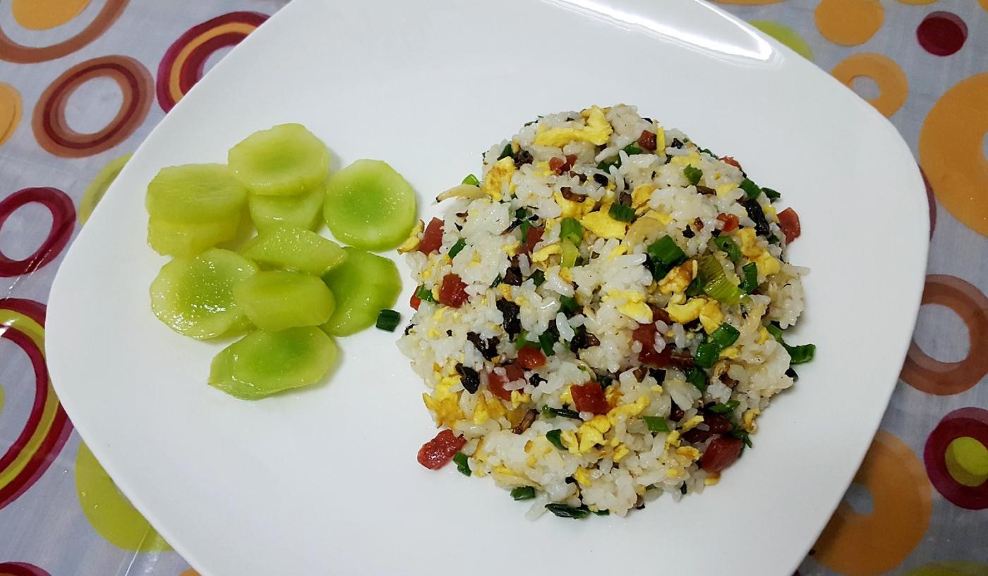 [田螺随拍]分享我做给女儿吃的午餐(二)_图1-7