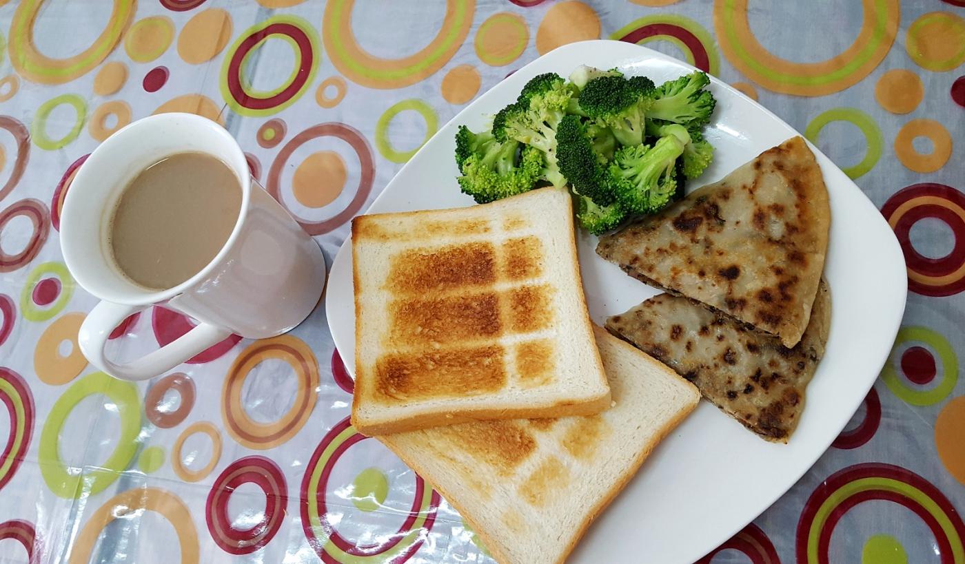 [田螺随拍]分享我做给女儿吃的午餐(二)_图1-8