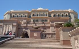 阿布扎比皇宫酒店