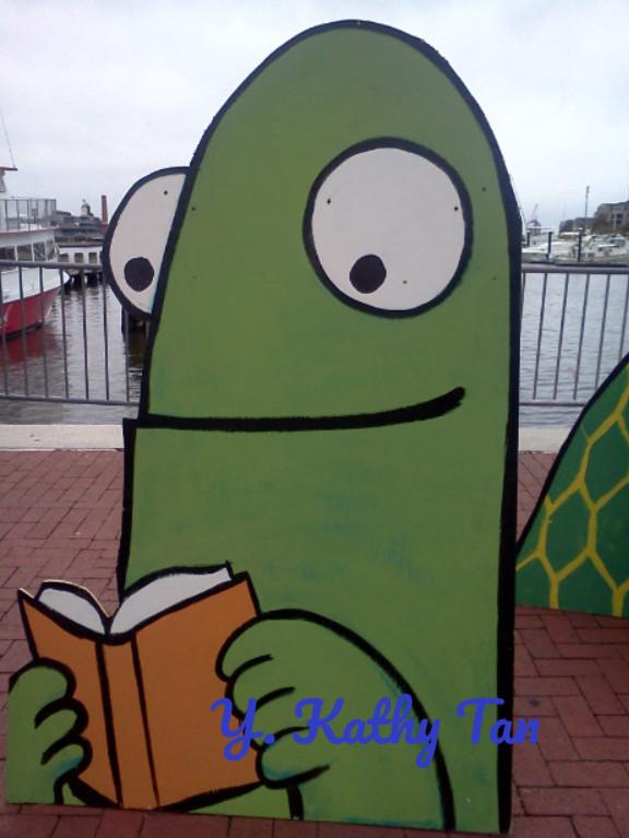 充满书香的沿海小城市_图1-14