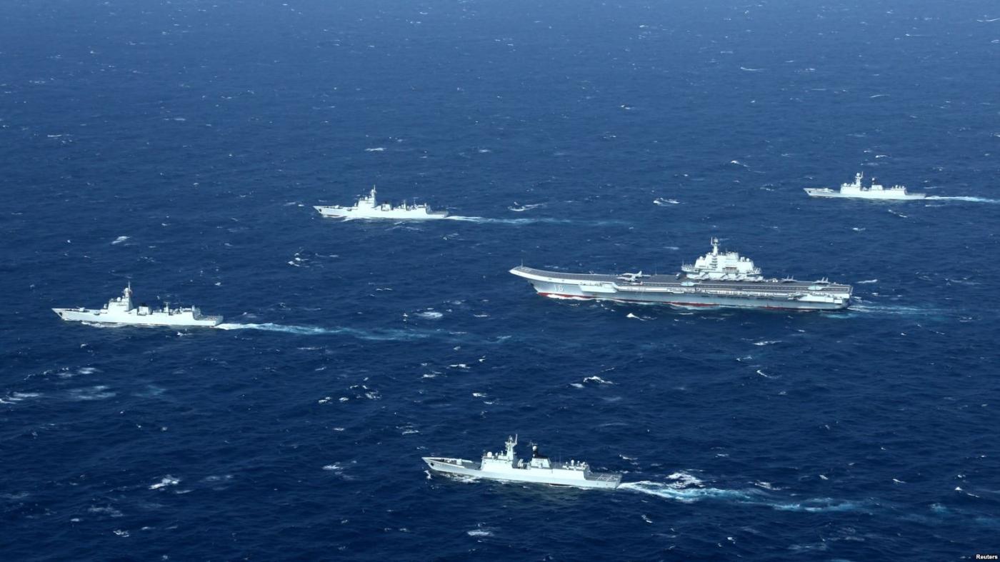 台湾可能成为中、美关系新的引爆点_图1-2