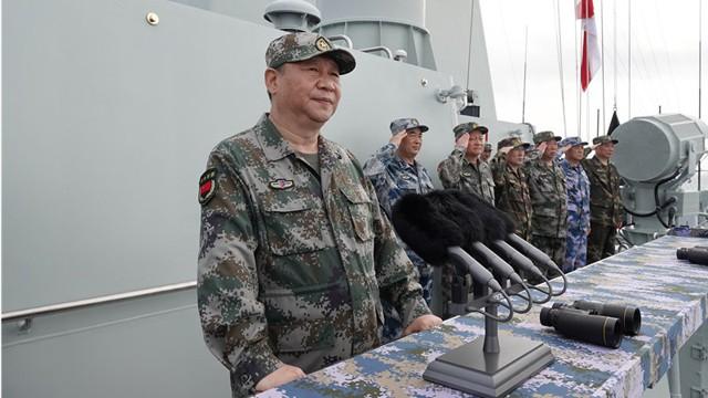 台湾可能成为中、美关系新的引爆点_图1-3