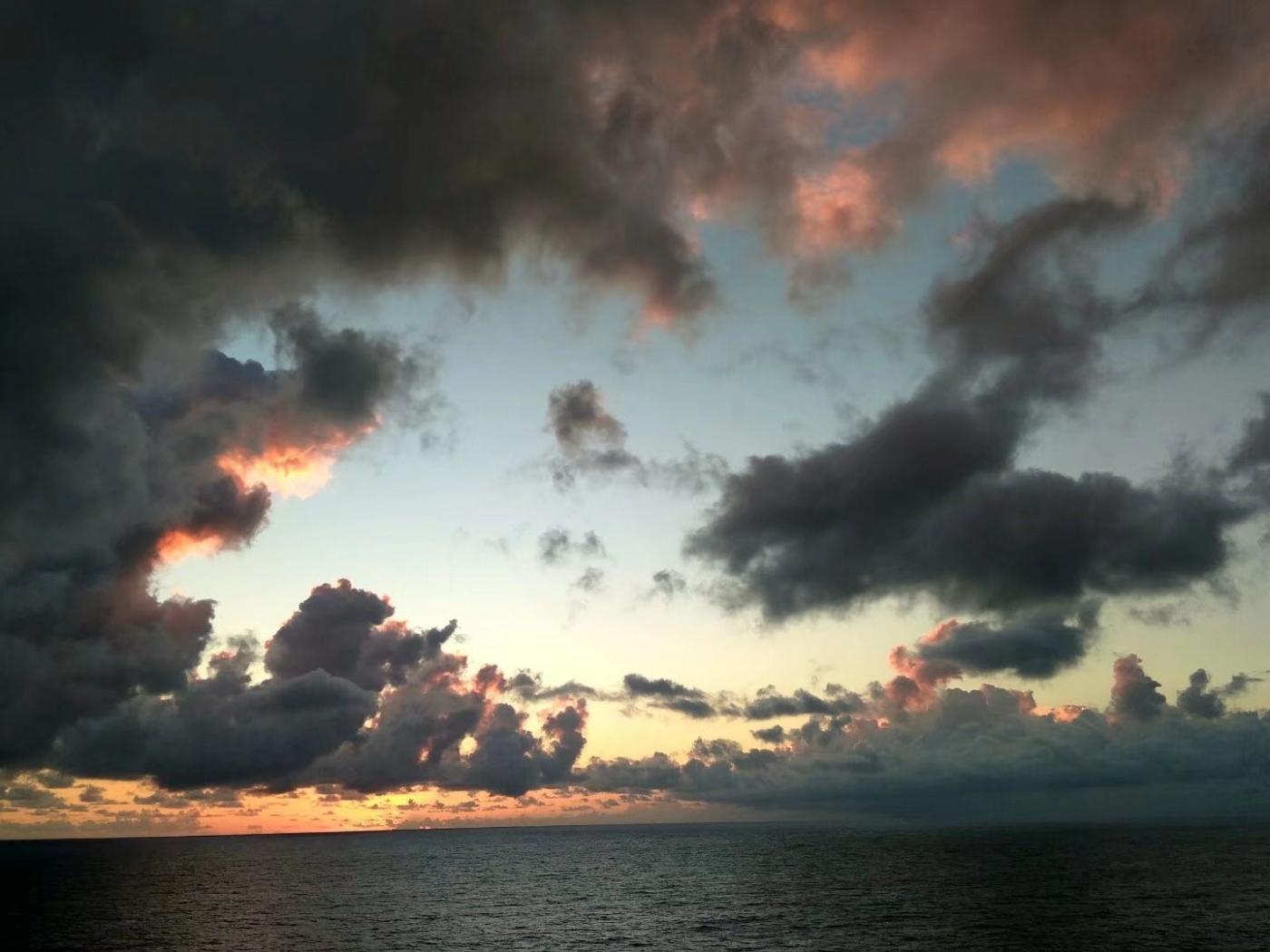 加勒比海日出(圖)_圖1-15