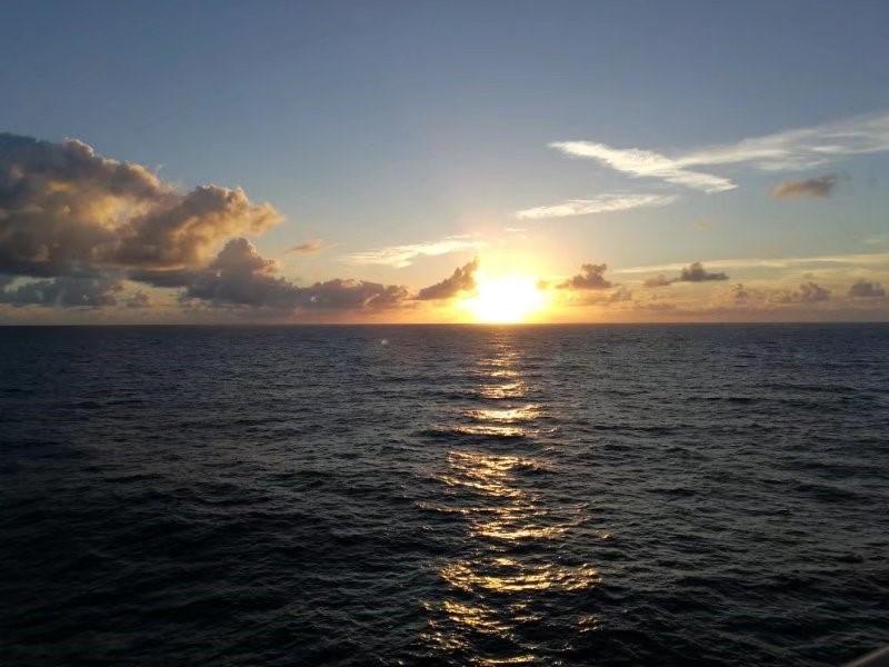 加勒比海日出(圖)_圖1-17