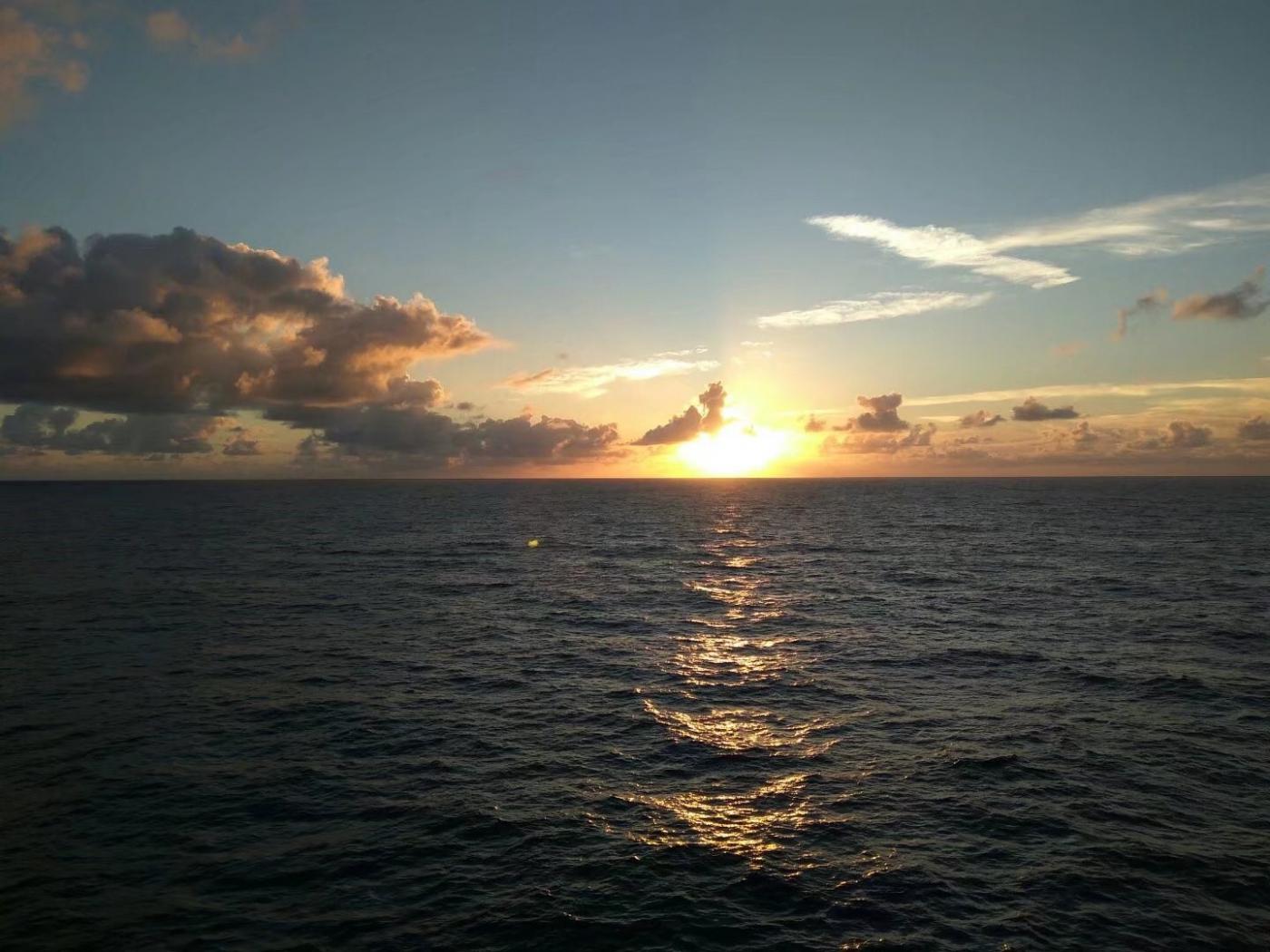 加勒比海日出(圖)_圖1-18