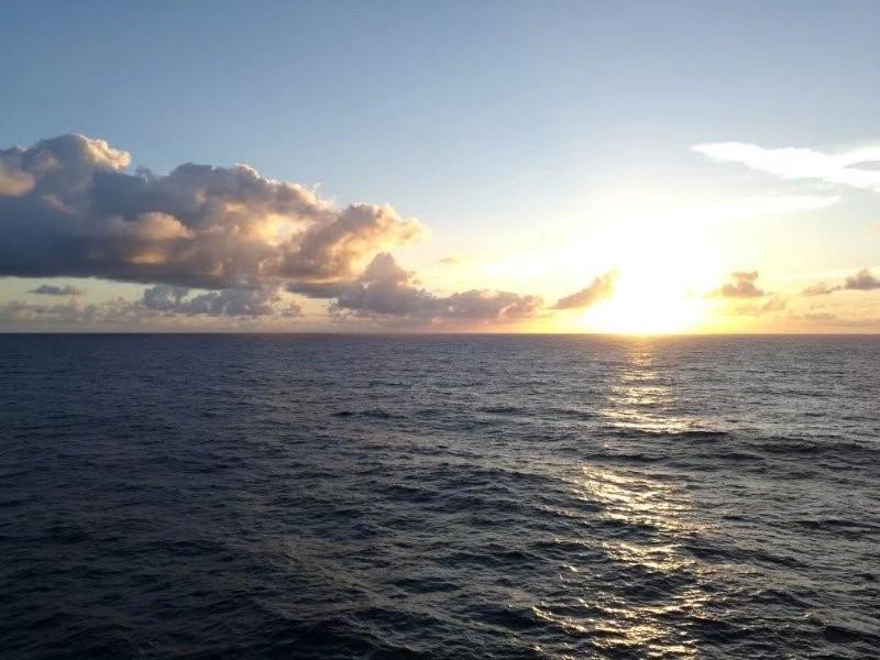 加勒比海日出(圖)_圖1-19