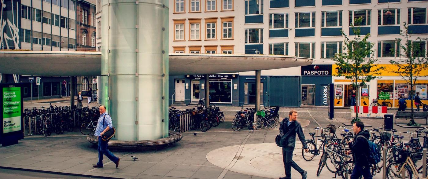 丹麦哥本哈根,街景扫描_图1-8