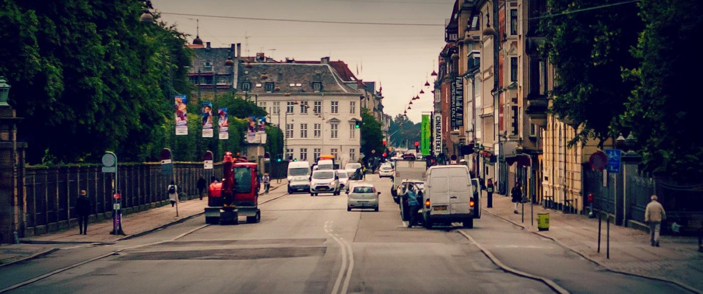 丹麦哥本哈根,街景扫描_图1-6