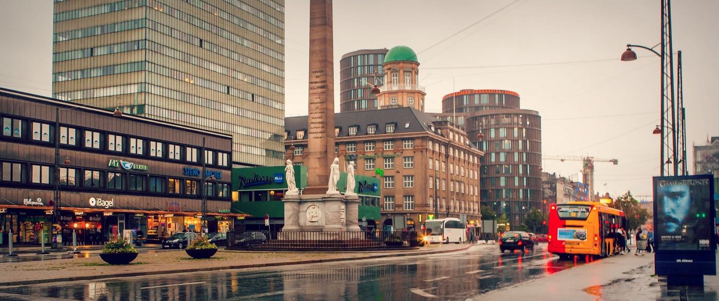 丹麦哥本哈根,街景扫描_图1-5