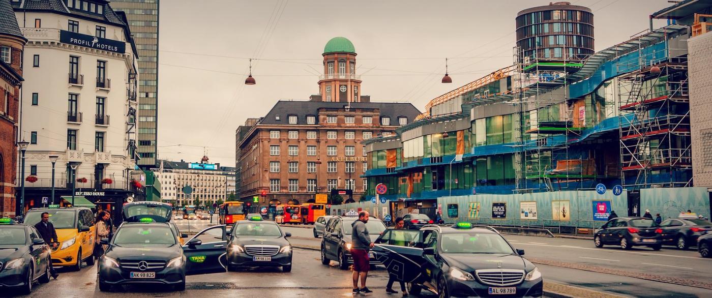 丹麦哥本哈根,街景扫描_图1-1