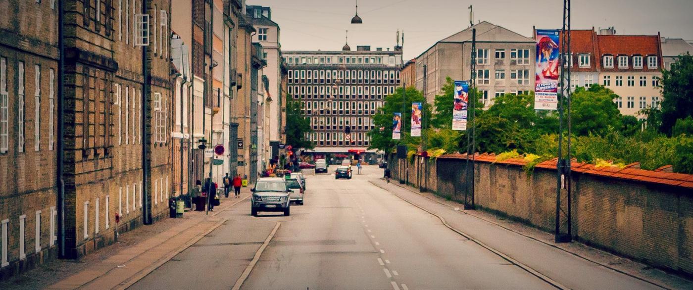 丹麦哥本哈根,街景扫描_图1-2