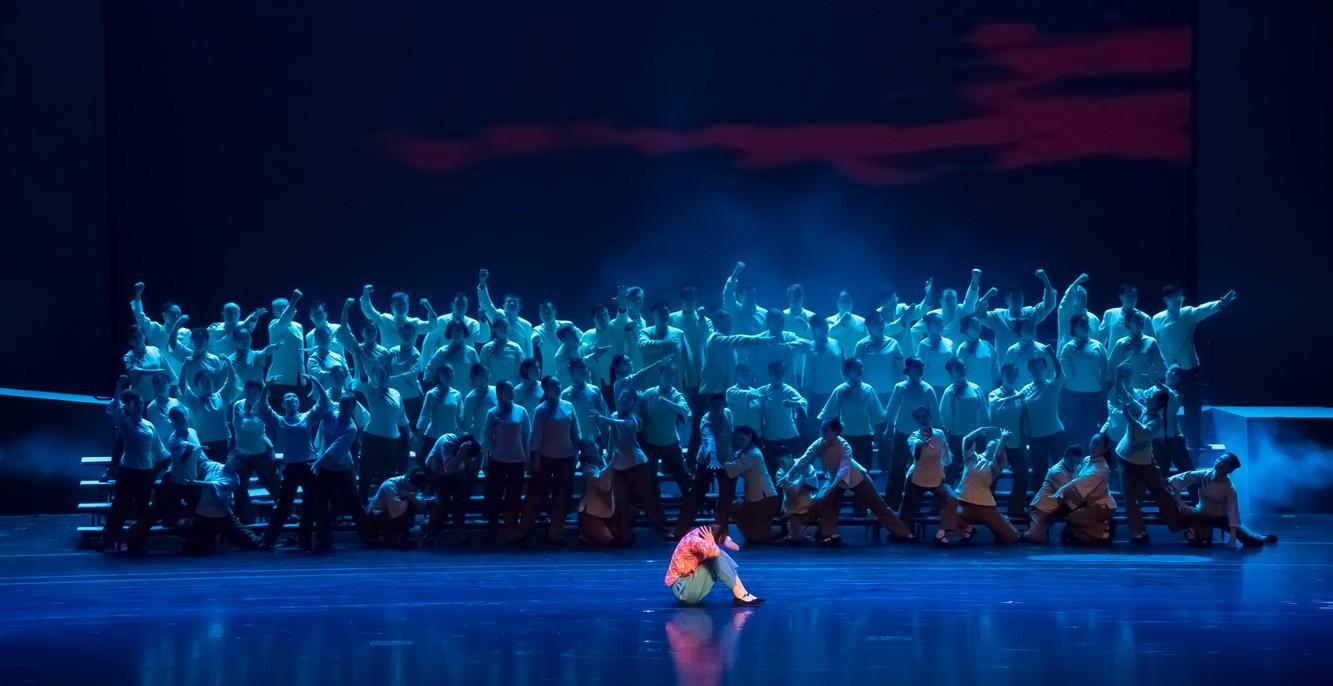 近期拍攝舞台圖片 趙本山張金蘭老師的圖片還是第一次發表_圖1-2