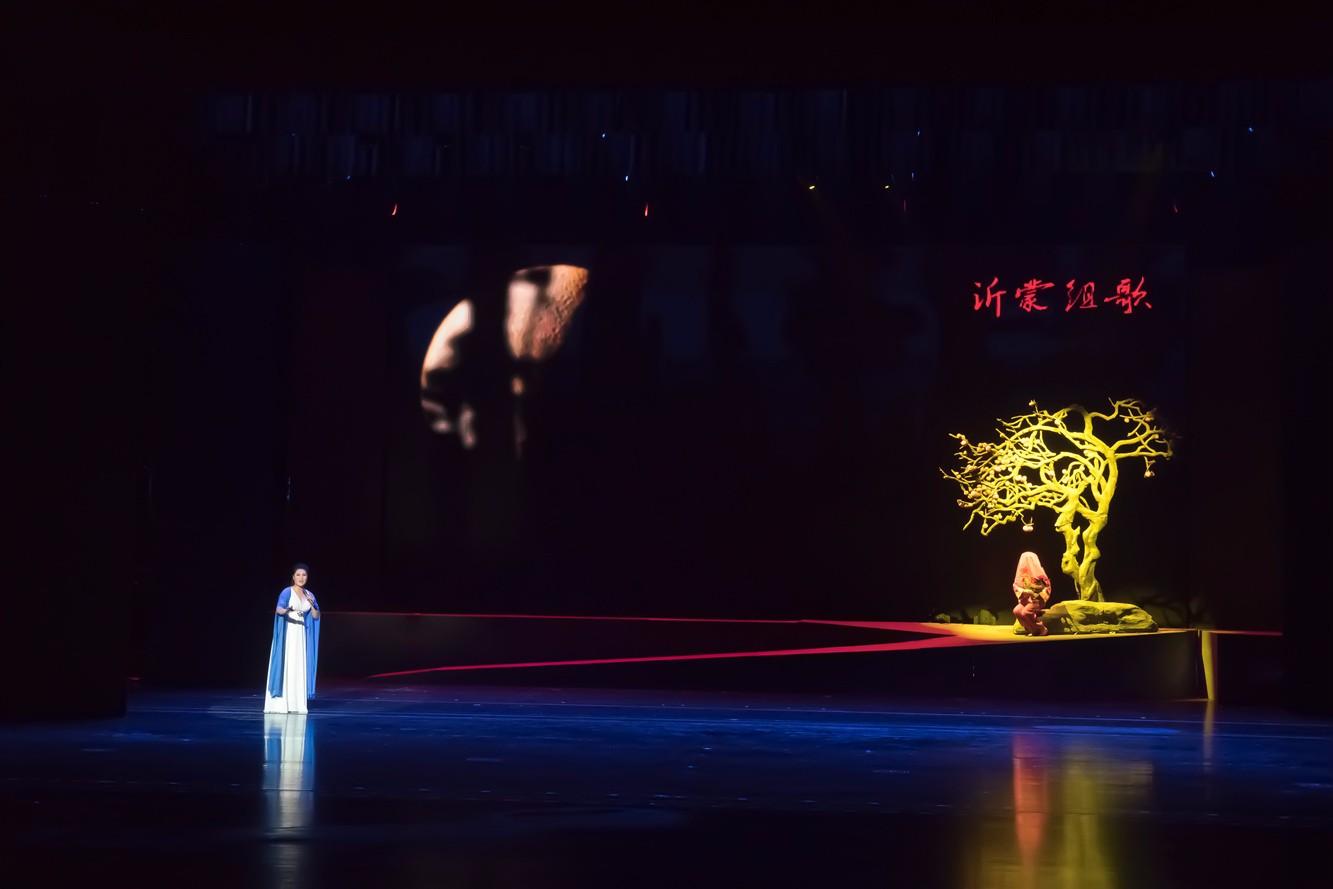 近期拍攝舞台圖片 趙本山張金蘭老師的圖片還是第一次發表_圖1-5