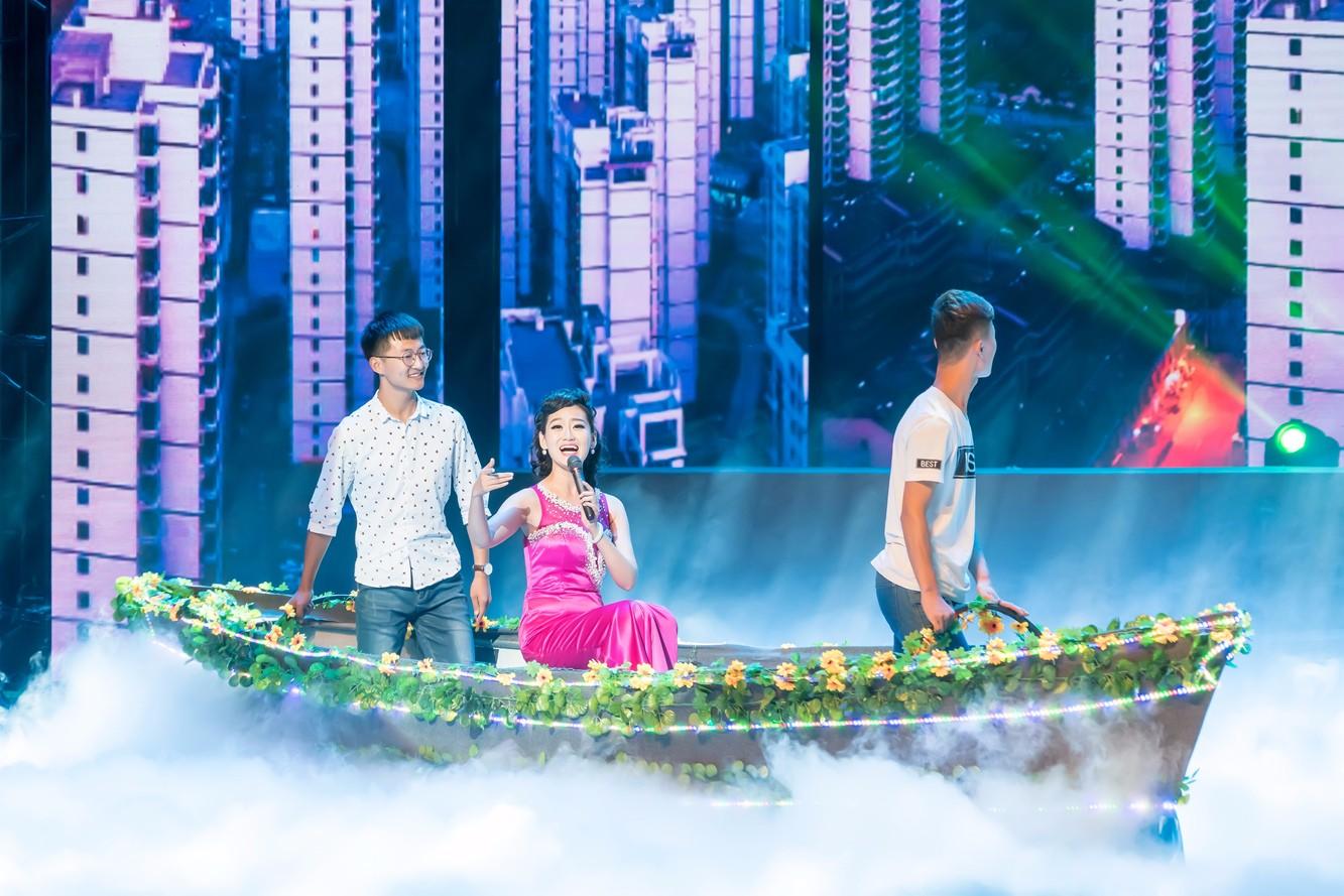 近期拍攝舞台圖片 趙本山張金蘭老師的圖片還是第一次發表_圖1-8