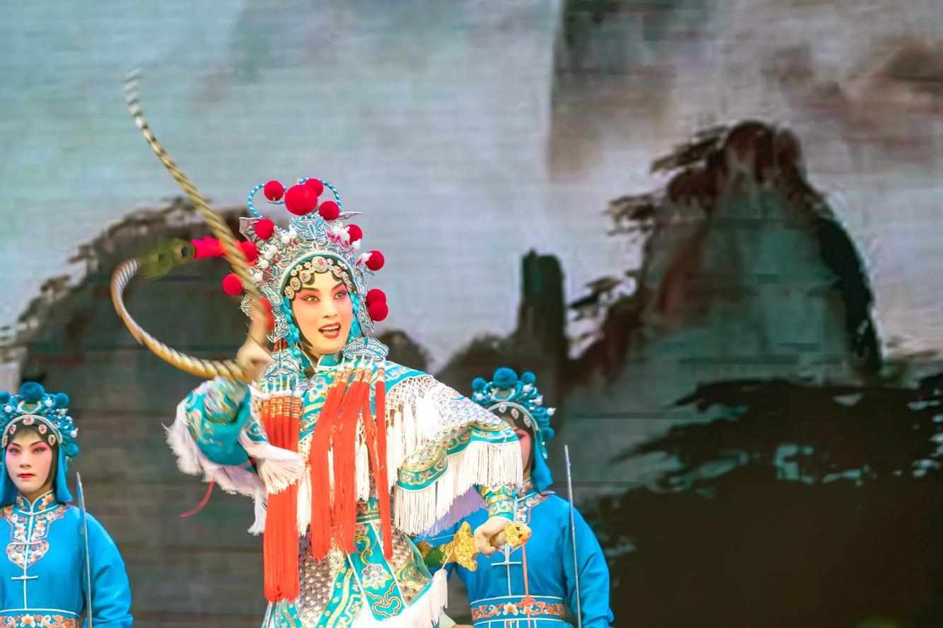 近期拍攝舞台圖片 趙本山張金蘭老師的圖片還是第一次發表_圖1-10