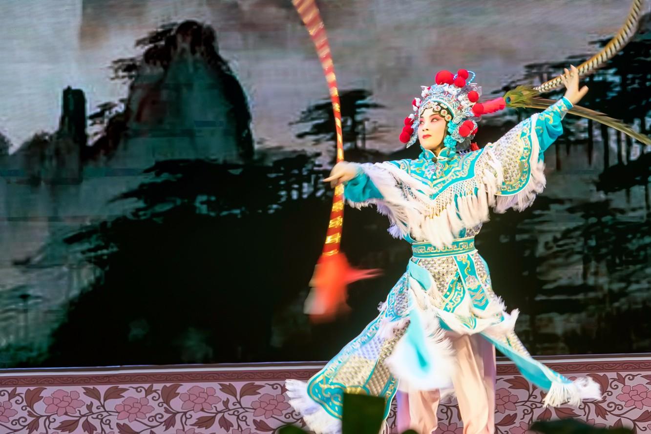 近期拍攝舞台圖片 趙本山張金蘭老師的圖片還是第一次發表_圖1-11