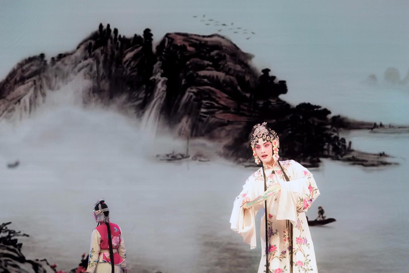 近期拍攝舞台圖片 趙本山張金蘭老師的圖片還是第一次發表_圖1-12