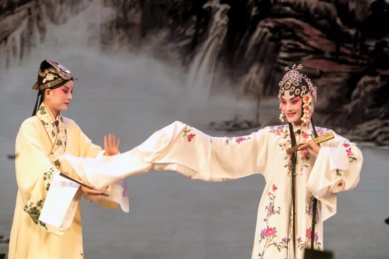 近期拍攝舞台圖片 趙本山張金蘭老師的圖片還是第一次發表_圖1-13