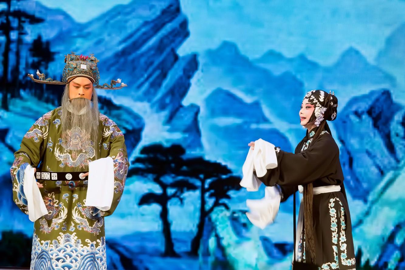 近期拍攝舞台圖片 趙本山張金蘭老師的圖片還是第一次發表_圖1-14