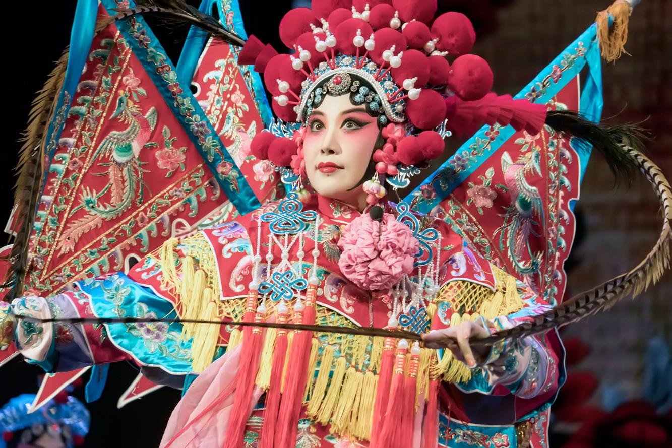 近期拍攝舞台圖片 趙本山張金蘭老師的圖片還是第一次發表_圖1-15