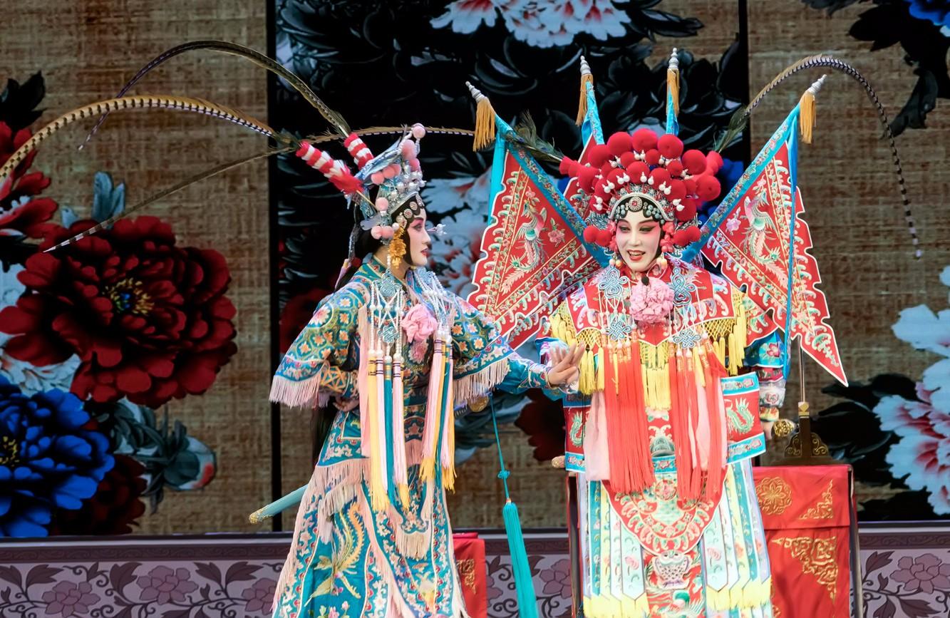 近期拍攝舞台圖片 趙本山張金蘭老師的圖片還是第一次發表_圖1-16