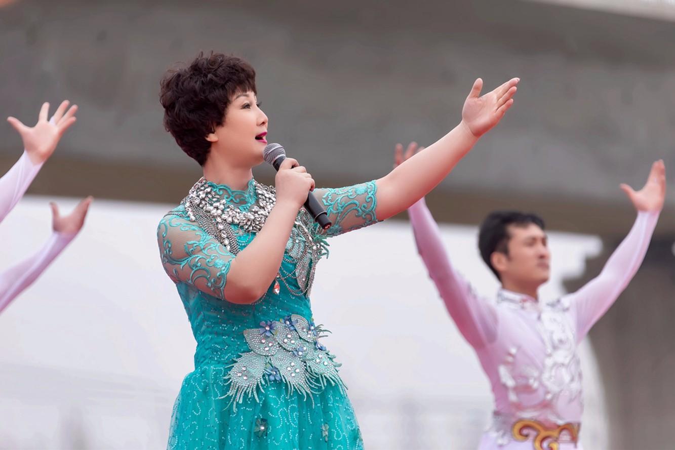 近期拍攝舞台圖片 趙本山張金蘭老師的圖片還是第一次發表_圖1-17