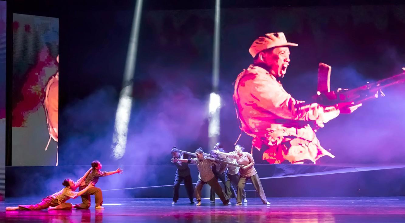 近期拍攝舞台圖片 趙本山張金蘭老師的圖片還是第一次發表_圖1-22