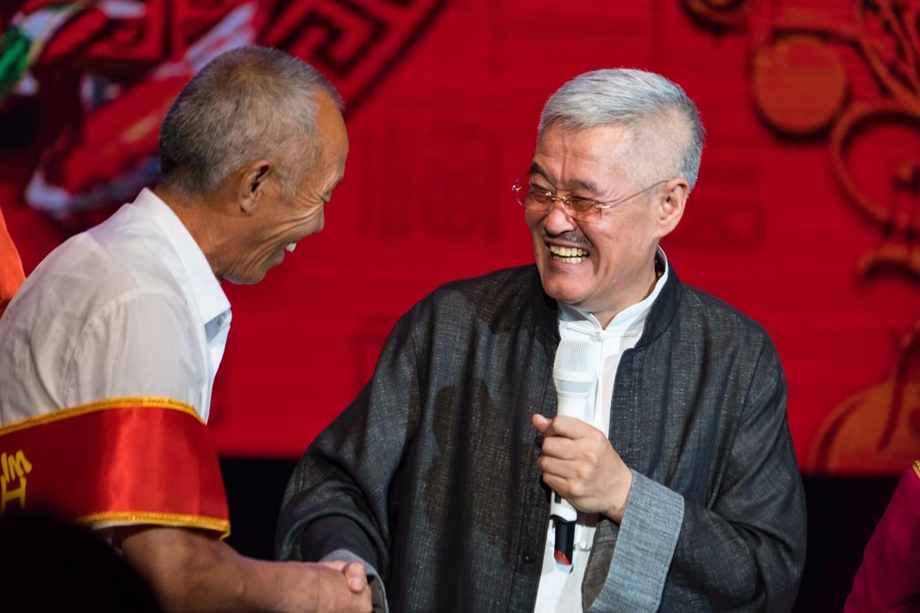 近期拍攝舞台圖片 趙本山張金蘭老師的圖片還是第一次發表_圖1-27