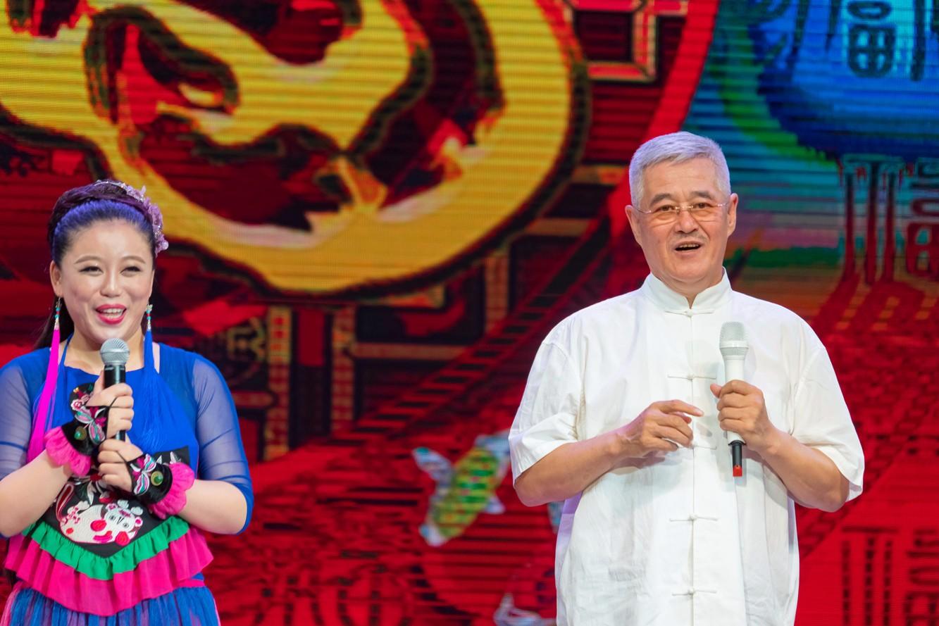 近期拍攝舞台圖片 趙本山張金蘭老師的圖片還是第一次發表_圖1-28