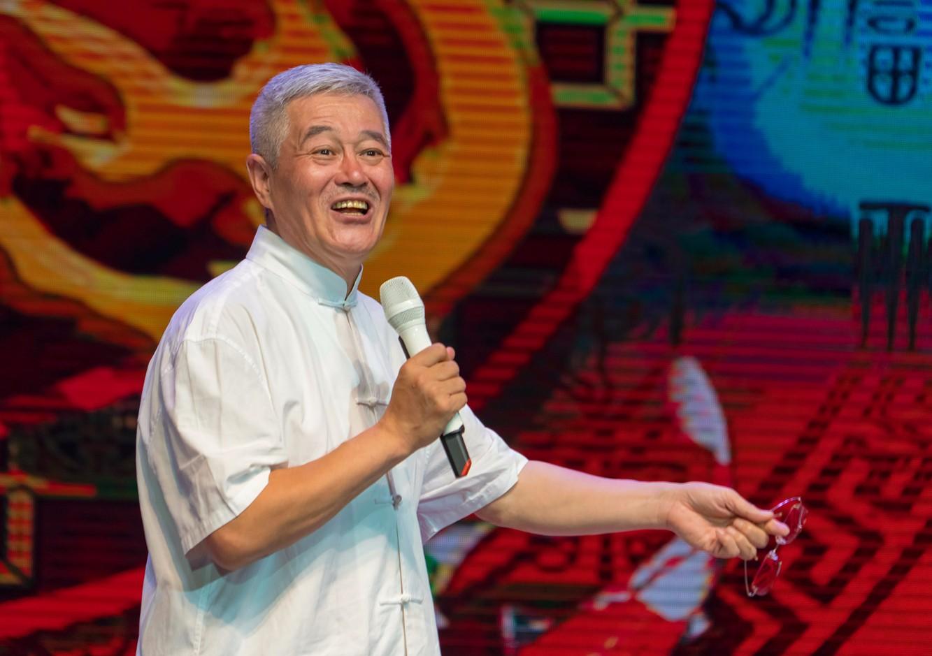 近期拍攝舞台圖片 趙本山張金蘭老師的圖片還是第一次發表_圖1-29