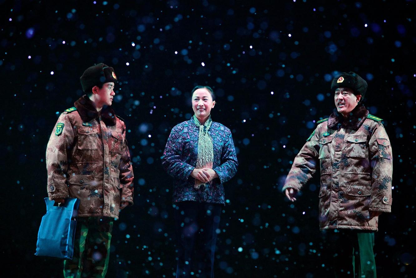近期拍攝舞台圖片 趙本山張金蘭老師的圖片還是第一次發表_圖1-31