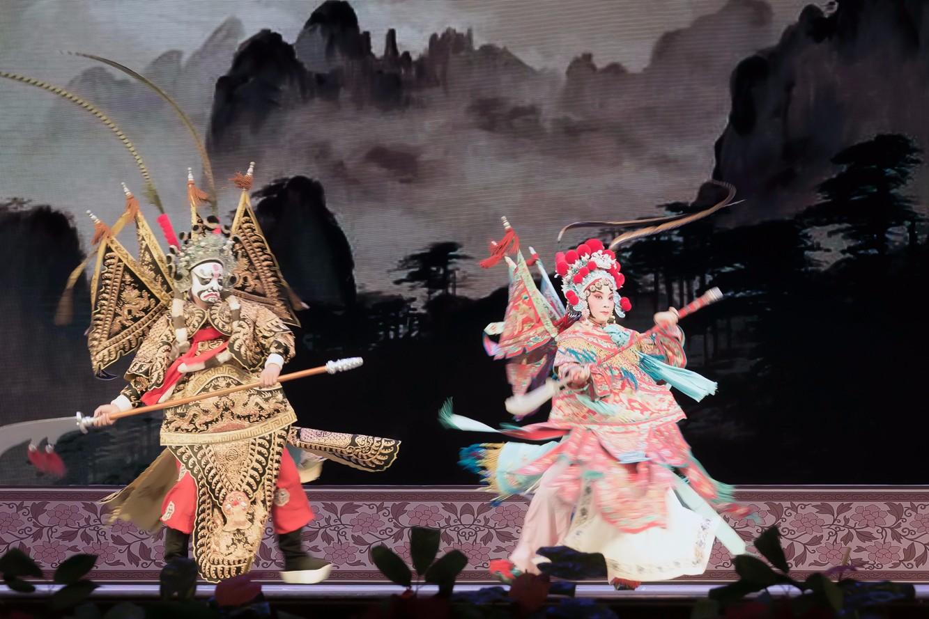 近期拍攝舞台圖片 趙本山張金蘭老師的圖片還是第一次發表_圖1-36
