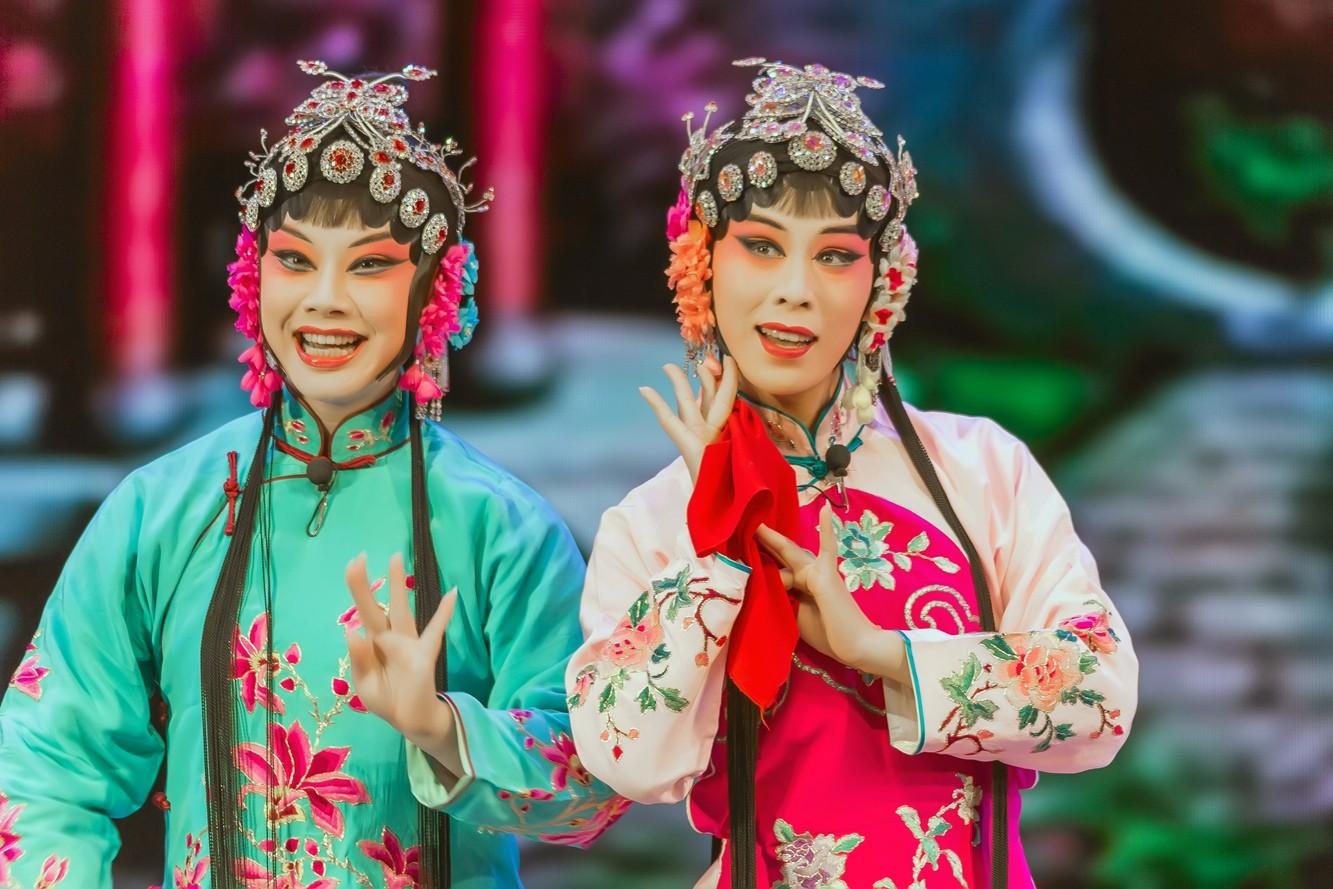 近期拍攝舞台圖片 趙本山張金蘭老師的圖片還是第一次發表_圖1-38