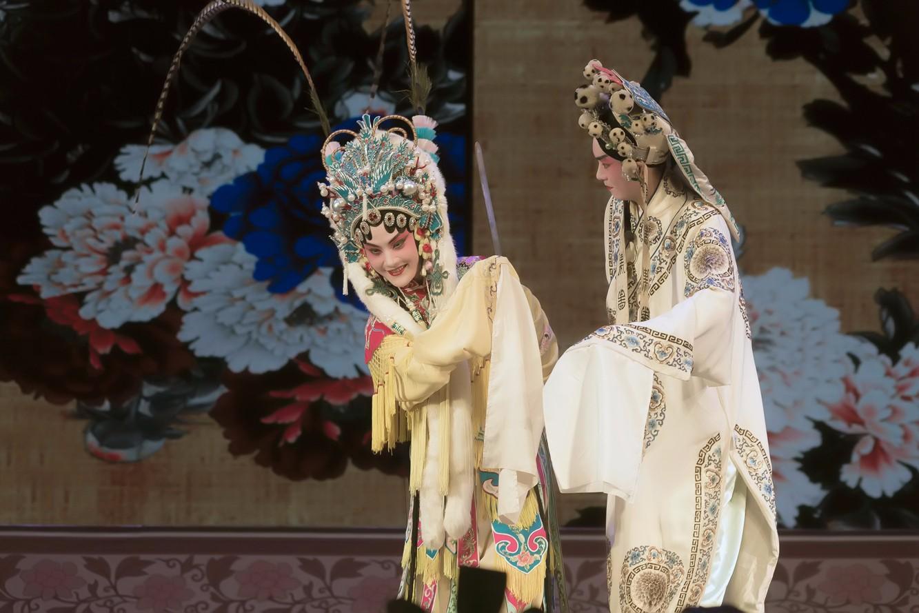 近期拍攝舞台圖片 趙本山張金蘭老師的圖片還是第一次發表_圖1-37