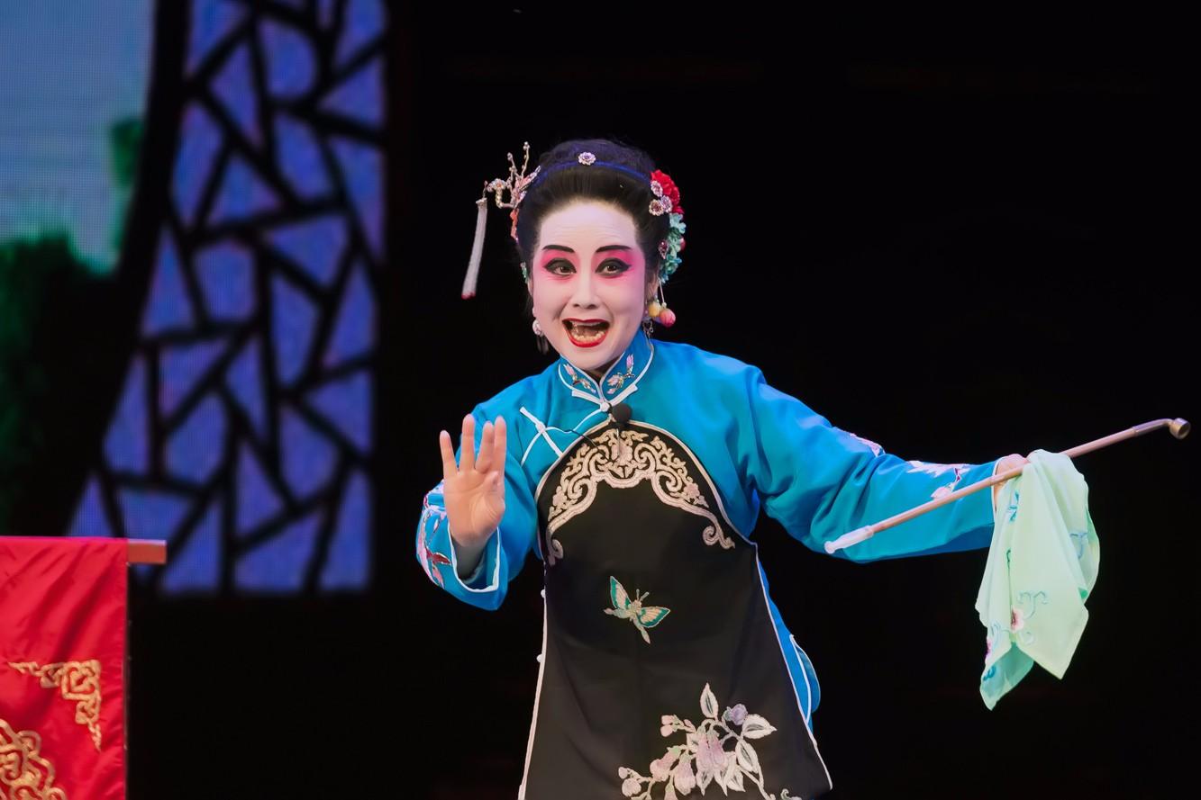 近期拍攝舞台圖片 趙本山張金蘭老師的圖片還是第一次發表_圖1-39