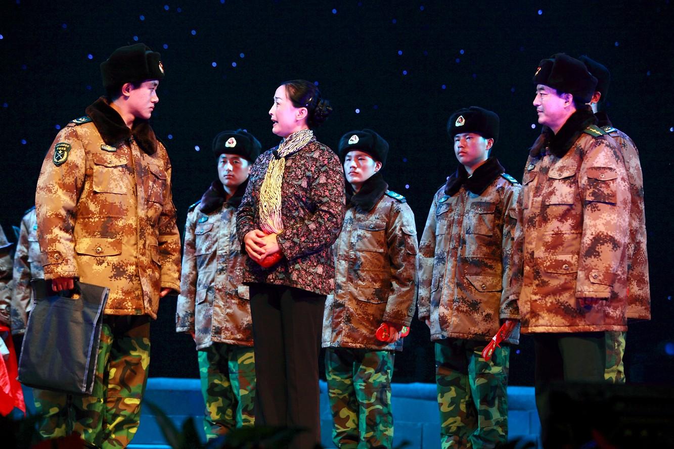 近期拍攝舞台圖片 趙本山張金蘭老師的圖片還是第一次發表_圖1-40