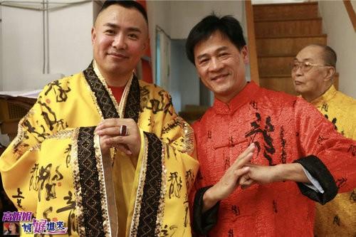 高娓娓:世界中华文化艺术基金会在纽约举办兰亭书画笔友交流会 ... ... ..._图1-20