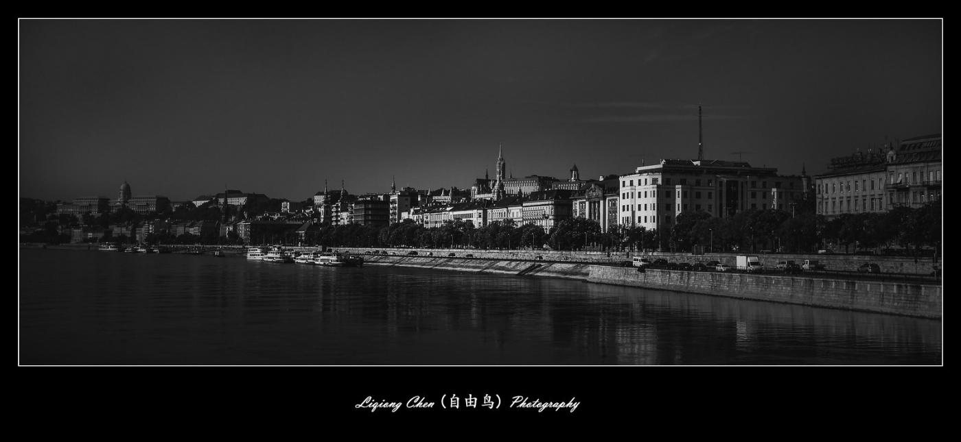 匈牙利布达佩斯,两岸风貌_图1-9